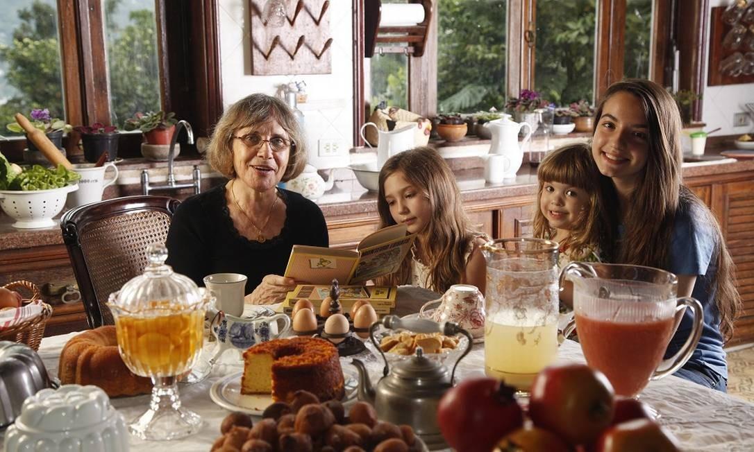 No mês das crianças, analisamos a cozinha das obras de Monteiro Lobato Foto: Ana Branco - O Globo