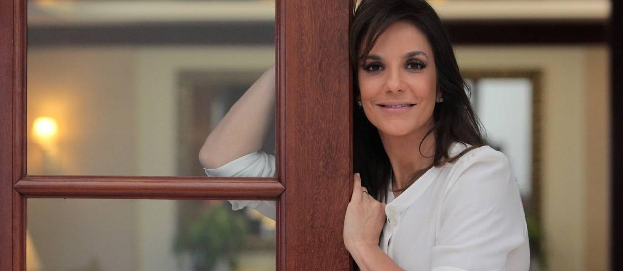 Ivete Sangalo se prepara para lançar 'Real fantasia Foto: Eliaria Andrade / Agência O Globo
