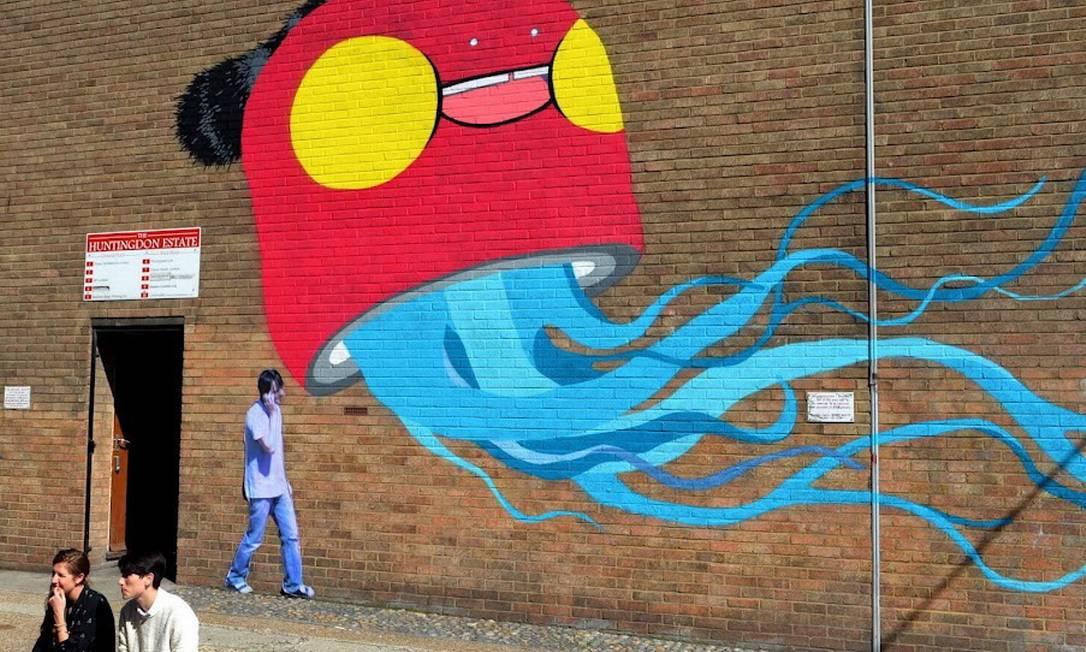 Foto de um Street Ghost Foto: Divulgação
