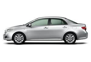 Modelo 2007 do Corolla passará por revisão Foto: Divulgação / Toyota