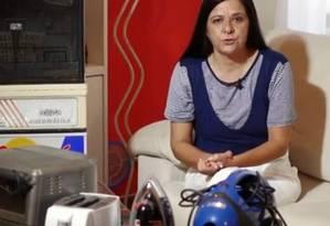 Confira o comentário da jornalista Nadja Sampaio Foto: Reprodução