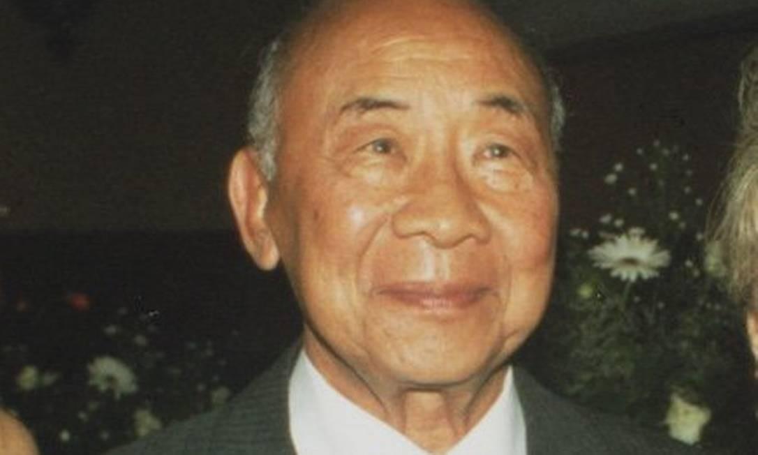 Tjong Hiong Oei, em foto de arquivo Foto: Esta S/A - 19/12/1997 / Divulgação