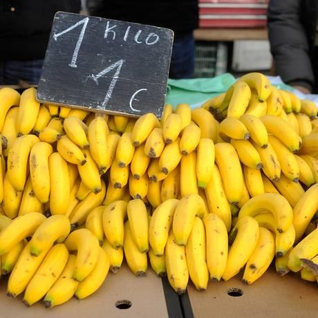 Pesquisas apontam que europeus estão dispostos a pagar mais por frutas mais sustentáveis Foto: Denis Doyle / Bloomberg