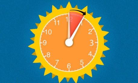 A influência do horário de verão