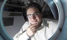 Jofre Félix conseguiu emprego após fazer um curso no Senai Foto: Agência Estado / Epitácio Pessoa