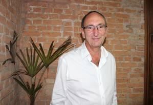 David Albury, consultor independente em 13 países e professor no King's College Foto: Divulgação