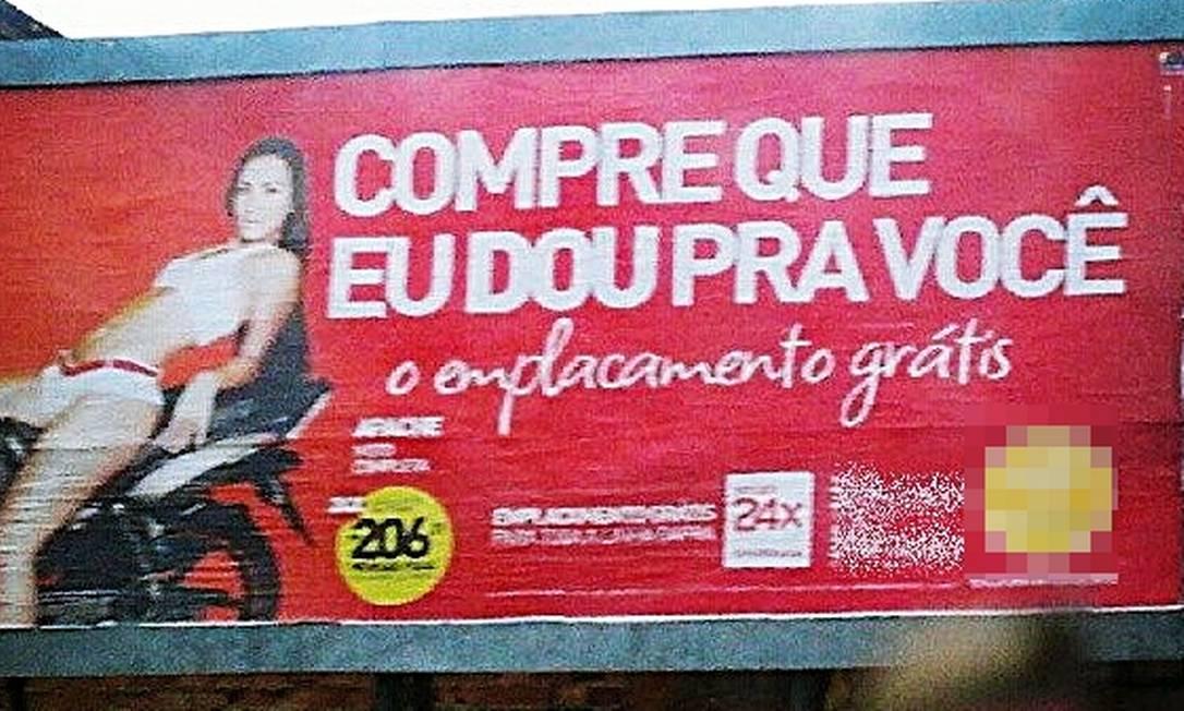 Empresas notificadas se comprometeram a retirar publicidade em 48 horas Foto: Procon-AL / Divulgação