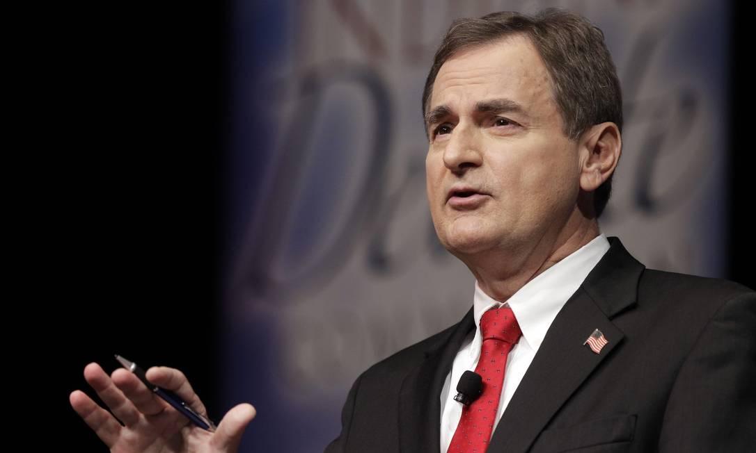 Romney se apressou para se distanciar de declarações de Richard Mourdock Foto: Michael Conroy / AP
