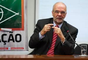 Segurança. Costa diz que itens do sistema checados passaram de 1.200 para 3.400 Foto: Divulgação/João Neto