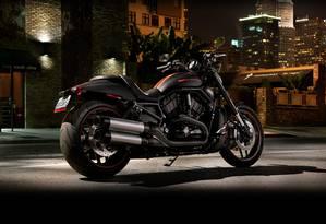 Modelo Night Rod Special é um dos afetados pelo recall Foto: Harley-Davidson / Divulgação