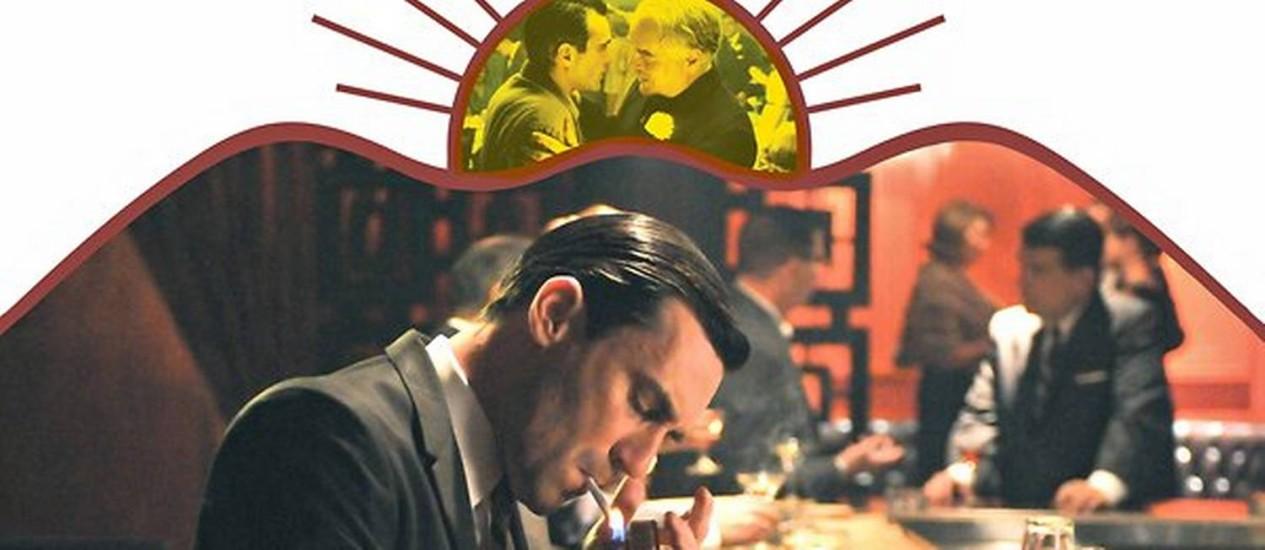 Filme 'The master' teve em sete semanas audiência menor que a de qualquer espisódio de 'Mad Men' Foto: Reprodução