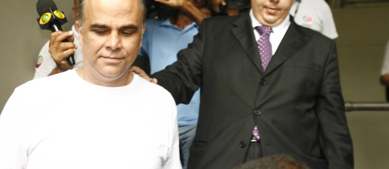 Risco de morte. Ofício ao STF sugere que Valério estaria sendo ameaçado Foto: A Tarde / Arestides Baptista