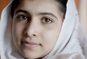 A paquistanesa Malala Yousafzai sofreu um atentado ao lutar pelo acesso das meninas à educação Foto: Reprodução