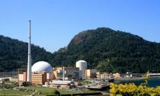 A Usina Angra 1: Energia nuclear traz riscos, afirma consultor Foto: Divulgação/Eletronuclear