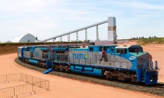 Projeto intermodal reduzirá transporte rodoviário Foto: Tiago Queiroz/AE