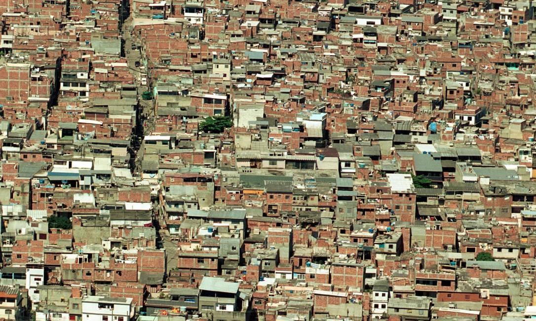 Complexo da Maré em foto de arquivo de 26/04/2011 Foto: Custodio Coimbra / O Globo