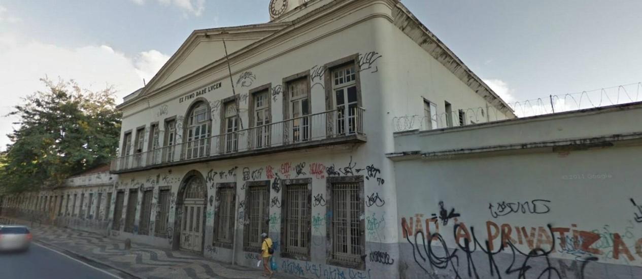 Este é o prédio onde funcionará o ATL da Microsoft Research no Rio: Av. Presidente Vargas 2610 Foto: Carlos Alberto Teixeira, via Google Street View