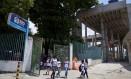 Escola Municipal Friedenreich deve ser demolida devido às obras do Maracanã Foto: Mônica Imbuzeiro / O Globo