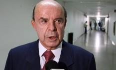 Senador Francisco Dornelles Foto: Agência Globo / Ailton de Freitas /Arquivo O Globo
