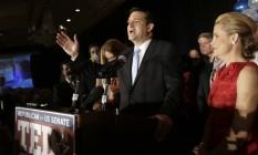Cubano-americano. Ted Cruz, primeiro latino a ser eleito senador pelo Texas,