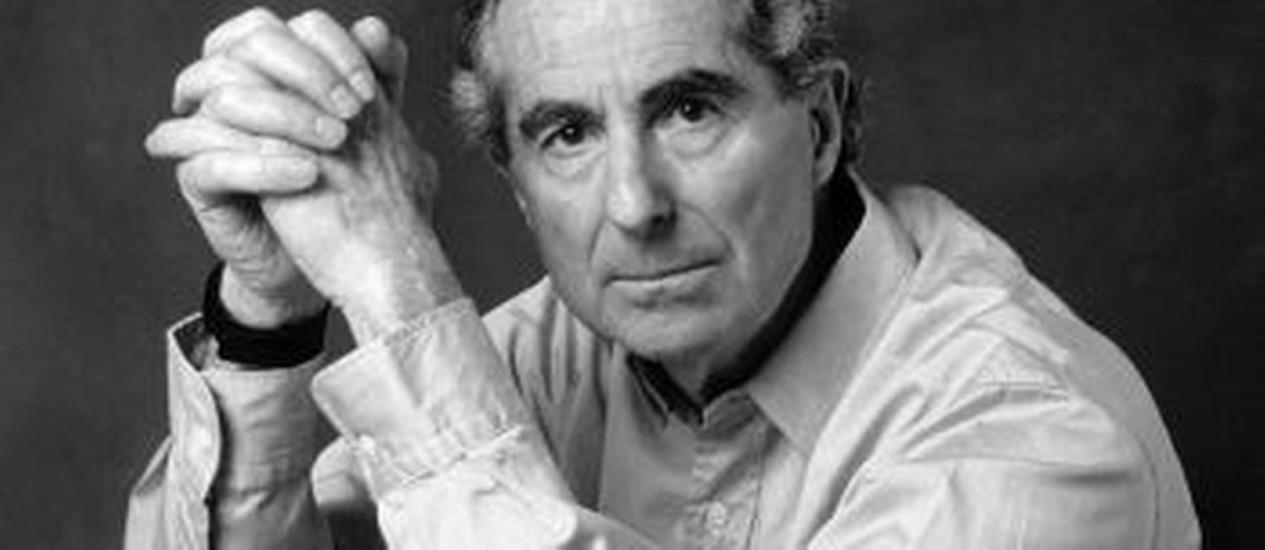 Philip Roth anuncia aposentadoria do ofício de escritor Foto: Reprodução