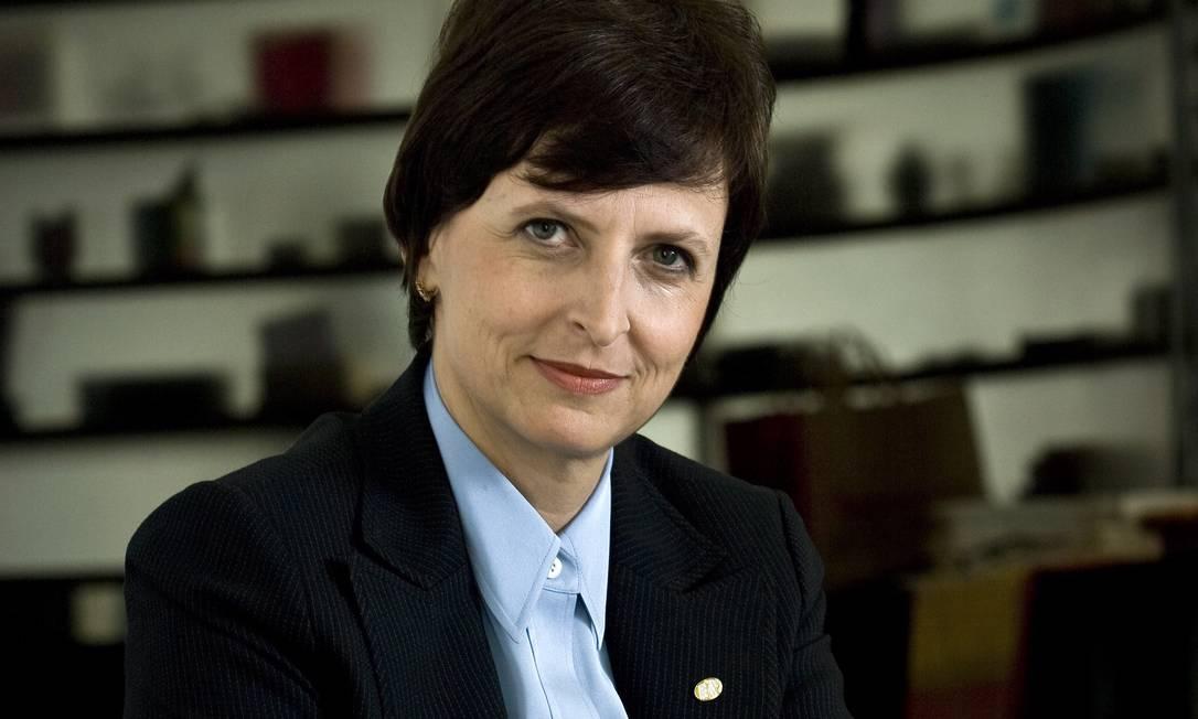 Kátia Rabello foi condenada a 16 anos de prisão e a pagar multa de R$ 1,5 milhão Foto: Jefferson Dias/23-9-2008
