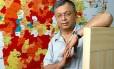 Madhav Chavan, de 58 anos, um dos fundadores da ONG Pratham