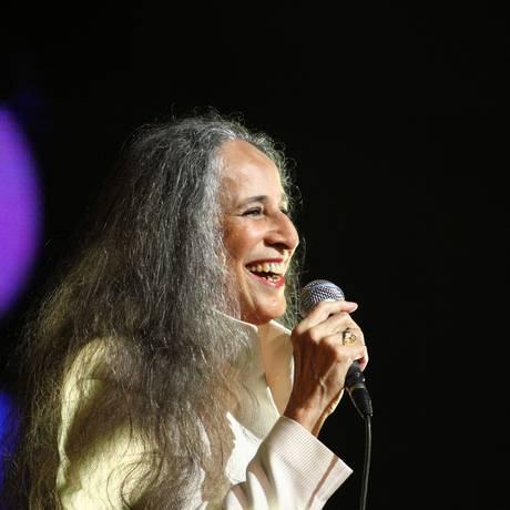 A cantora Maria Bethânia estreia o show 'Carta de amor' Foto: Divulgação / Edu Lissovsky
