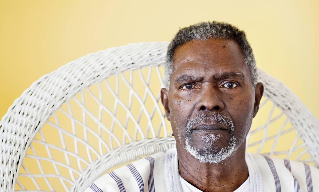Zózimo Bulbul, um dos principais ativistas do movimento negro na cultura brasileira Foto: Simone Marinho / Agência O Globo