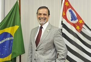 Mário Sérgio presidente do Sindicato dos Corretores de Seguros de São Paulo Foto: Divulgação