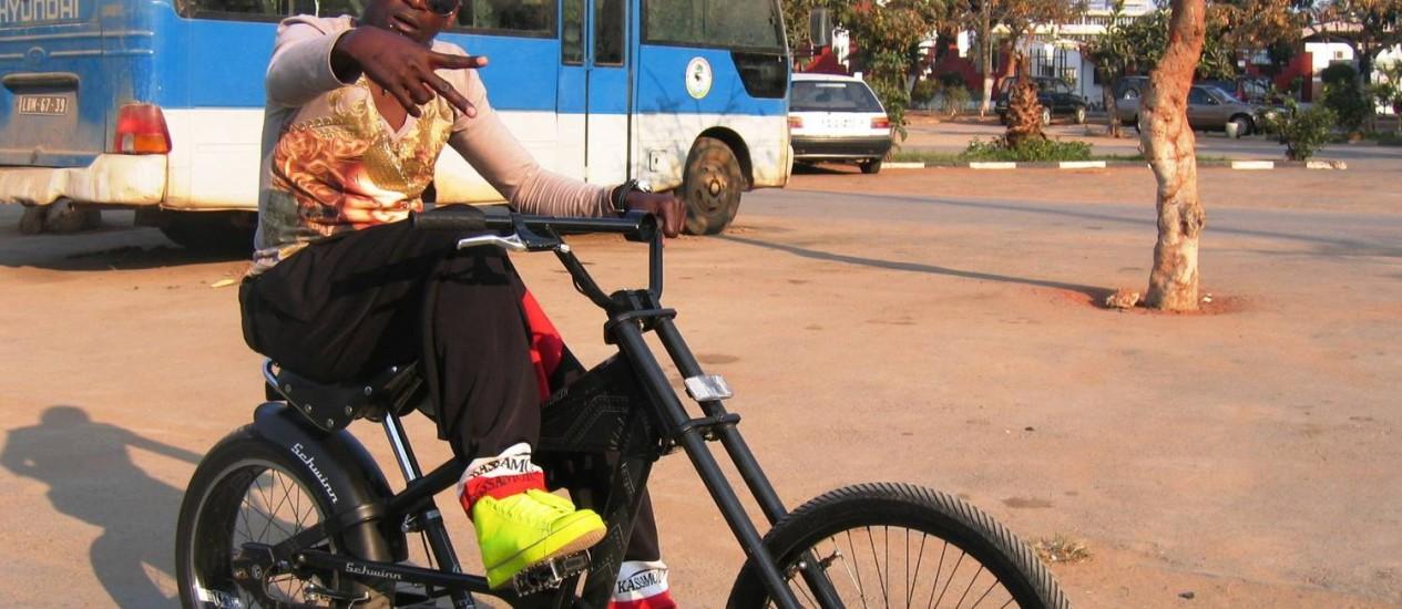 Cena do documentário 'Kuduro - Fogo no museke' Foto: Divulgação