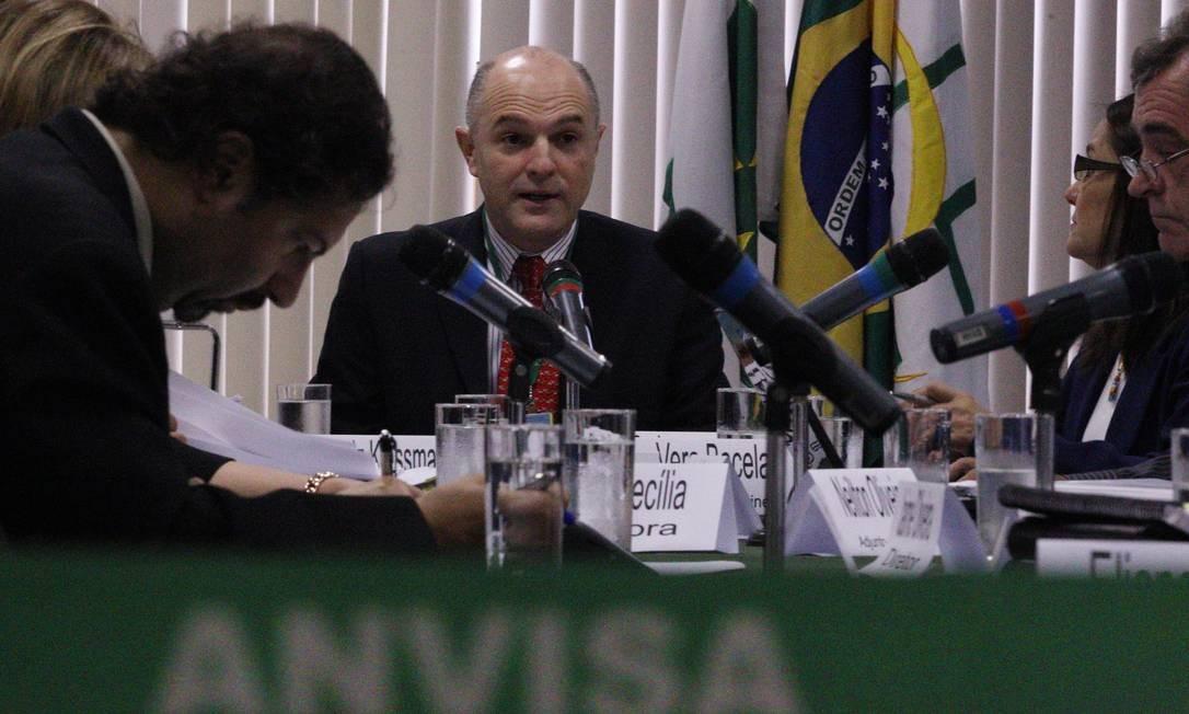 Lentidão. Dirceu Barbano: ele nega negligência na apuração de denúncia Foto: André Coelho/04-10-2011