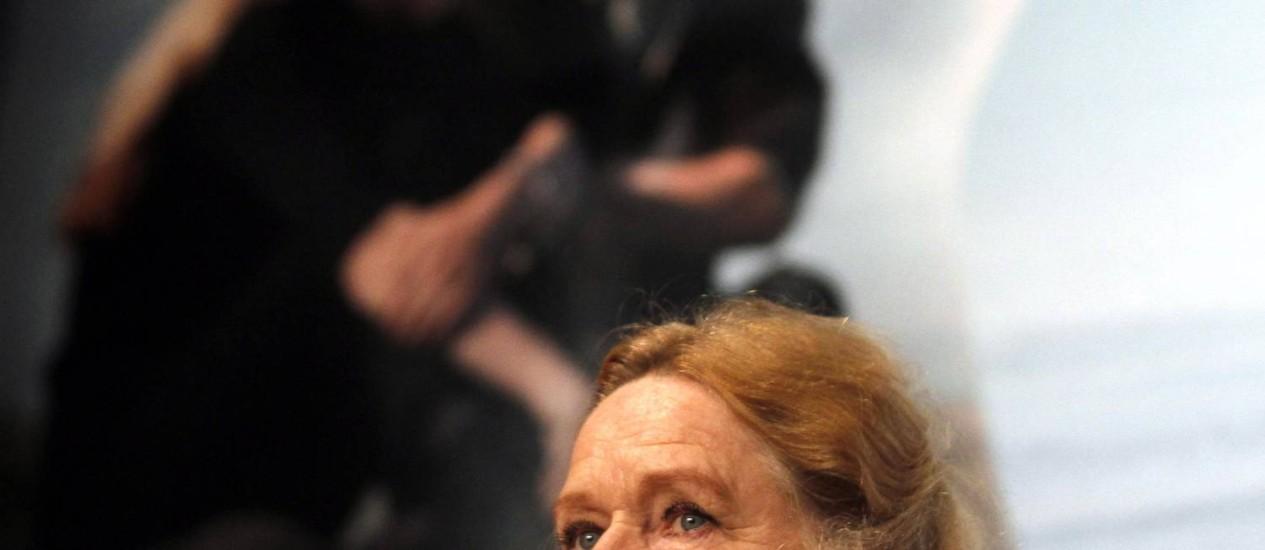 Liv Ullmann relembra sua vida em documentário Foto: Arquivo