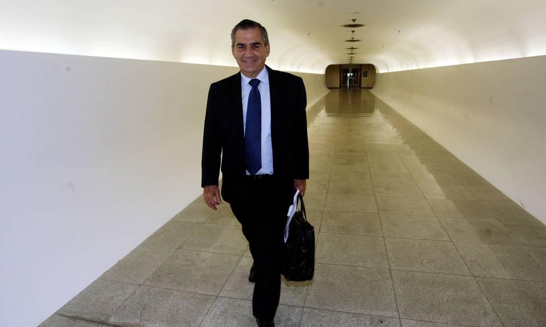 Ministro da Secretaria-geral da Presidência da Repúclia deu razão às declarações do ministro José Eduardo Cardozo Foto: Gustavo Miranda / O Globo
