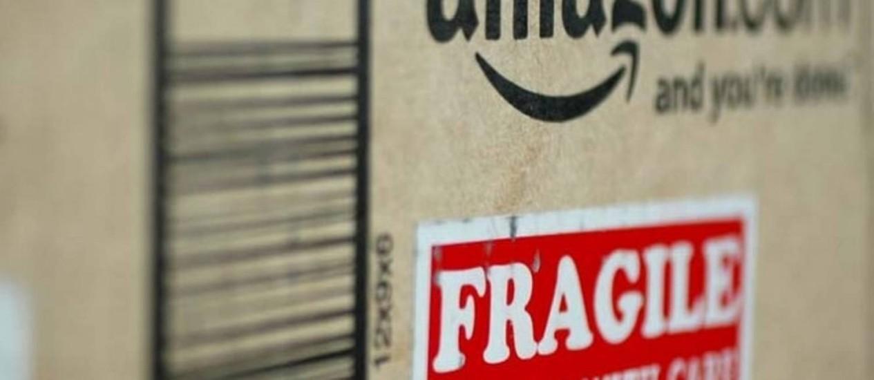 Amazon será bem-vinda ao Brasil Foto: Reuters