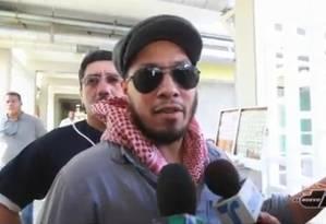 Héctor Camacho Jr, filho do ex-lutador 'Macho' Camacho Foto: Reprodução do site do 'El Nuevo Día', de Porto Rico