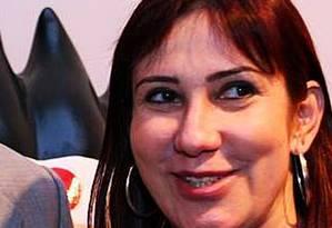 A ex-chefe de gabinete da Presidência em São Paulo, Rosemary Novoa Noronha Foto: Reprodução