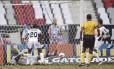 Réver marca o gol da vitória do Atlético-MG sobre o Botafogo