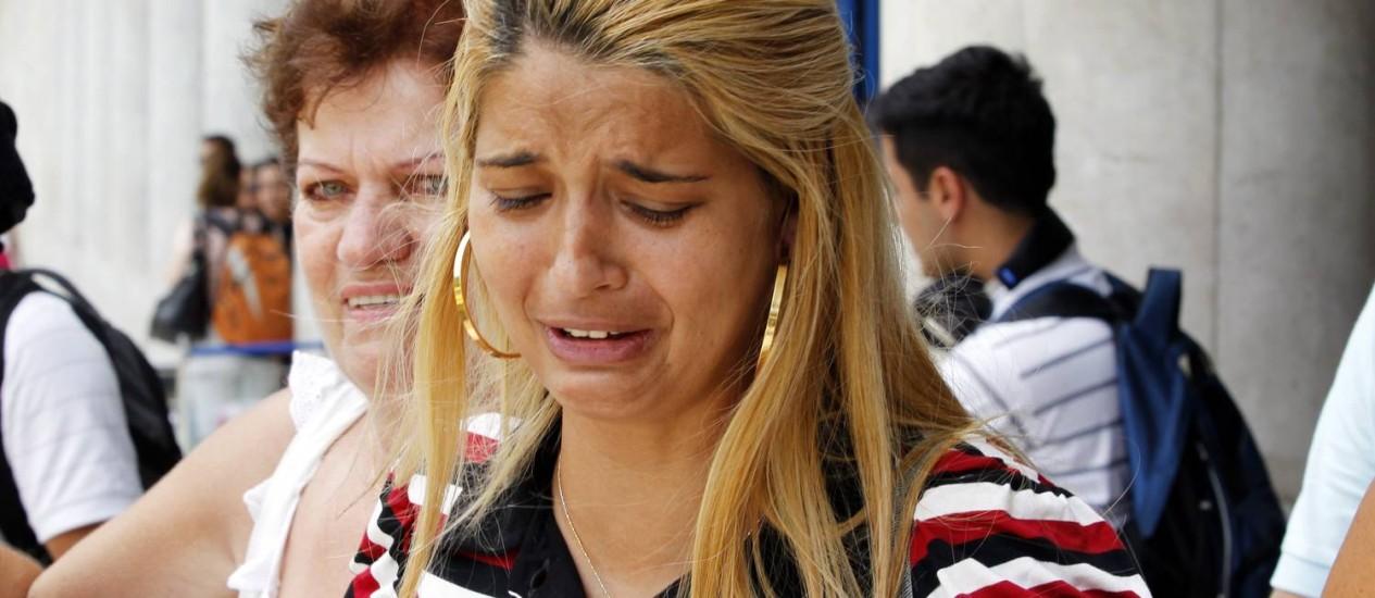 Fernanda Gomes Castro foi condenada a cinco anos de prisão Foto: Fábio Rossi / Agência O Globo/18-12-2010