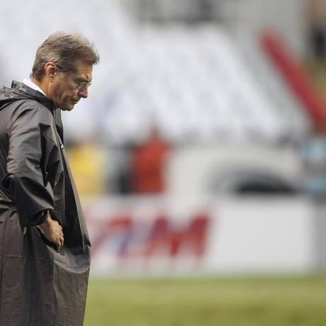 Oswaldo chegou ao Botafogo em dezembro de 2011 Foto: Alexandre Cassiano / O Globo