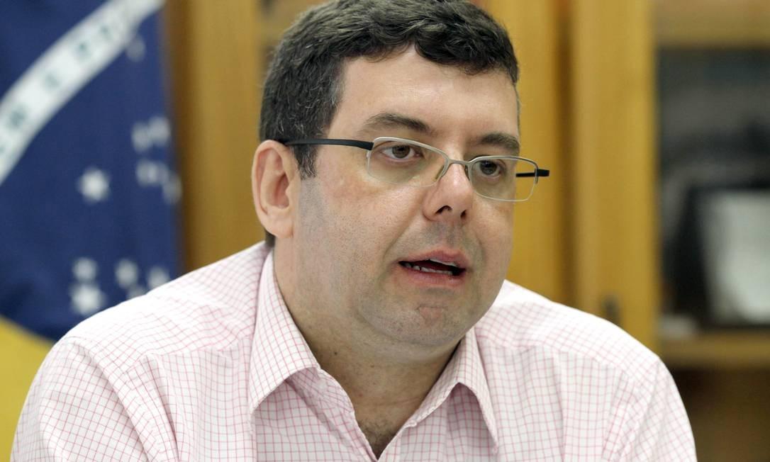 Secretário nacional de Alto Rendimento do Ministério do Esporte, Ricardo Leyser Gonçalves Foto: Glauber Queiroz / Agência O Globo