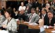Senadores da base governista derrubam convocação do consultor do MEC Esmeraldo Malheiros Santos, envolvido na Operação Porto Seguro, proposta pelo líder tucano no Senado, Alvaro Dias (PR)