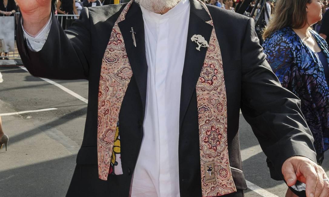 John Callen, o anão Oin Mark Coote / Reuters