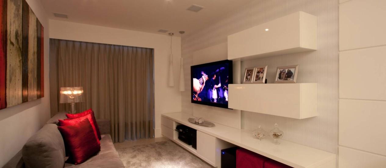 Casa da semana m ltiplos ambientes em 80 metros quadrados for Sala de 9 metros quadrados