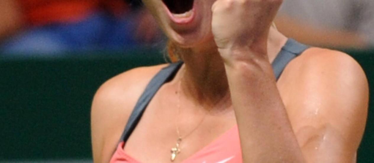Fotos de tenistas foram avaliadas Foto: AFP/Bulent Kilic