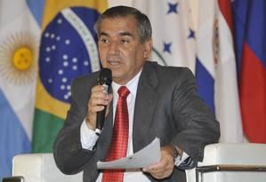 Gilberto Carvalho diz que corrupção não está mais debaixo do tapete Foto: Agência Brasil