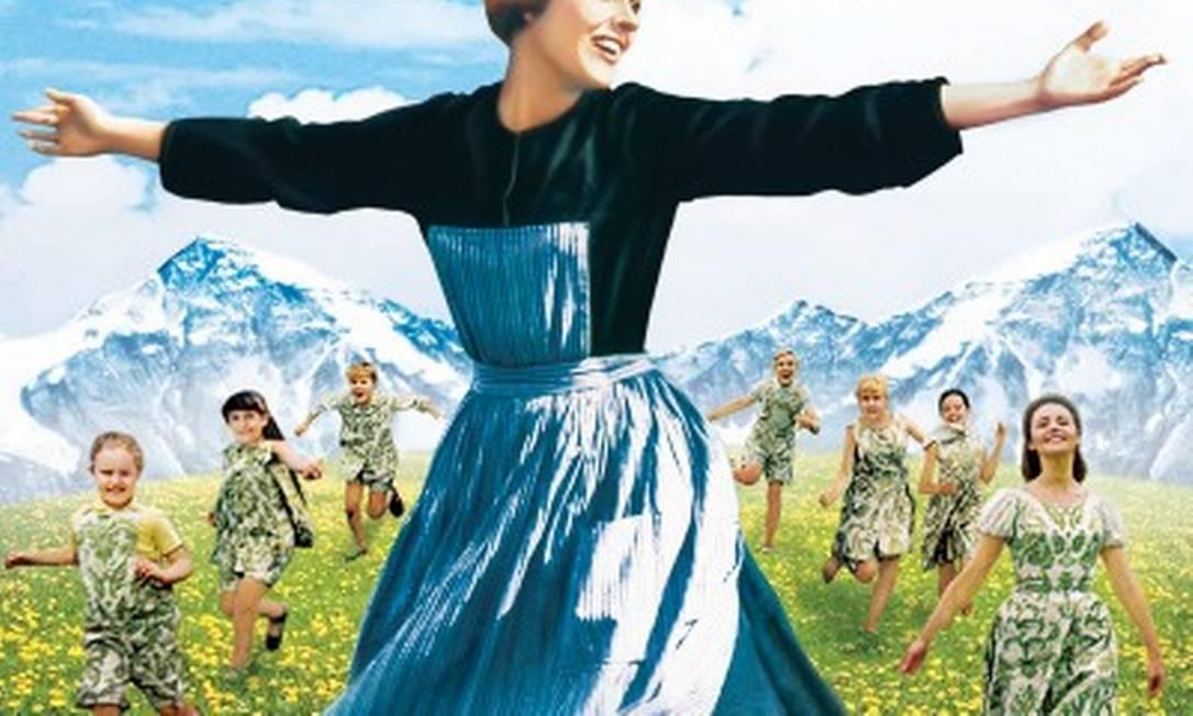 A Noviça Rebelde: Carrie Underwood viverá papel imortalizado por Julie Andrews Foto: Divulgação