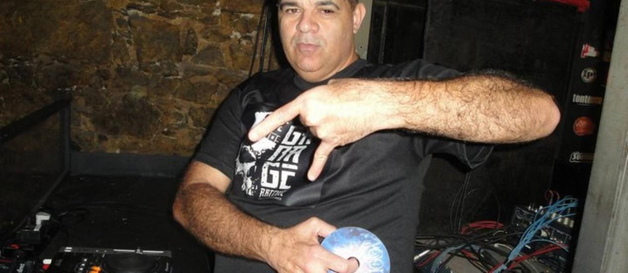 Fabio Costa: empresário do underground carioca Foto: Reinaldo Leal / Arquivo pessoal