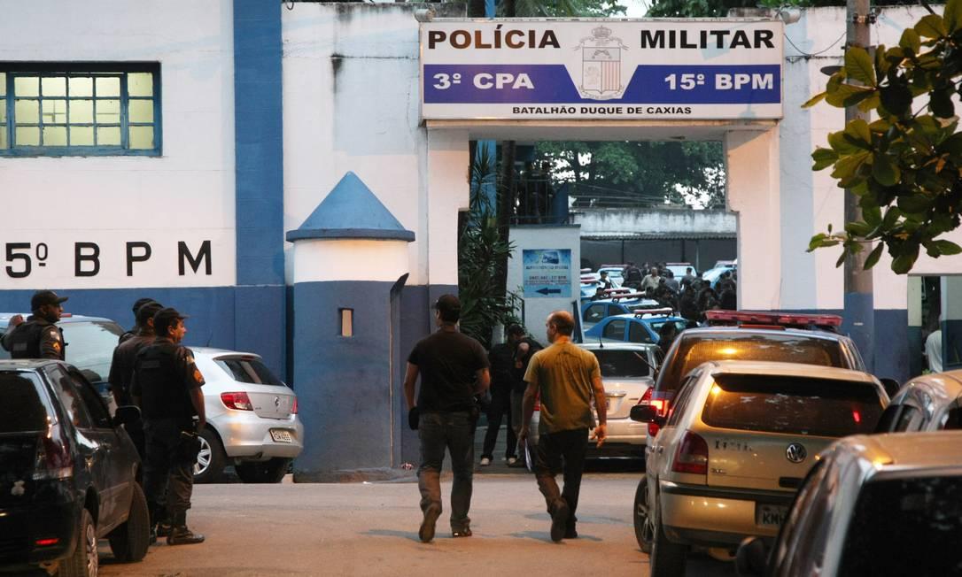 Eles são acusados de envolvimento com a principal facção criminosa do Rio Fernando Quevedo / O Globo