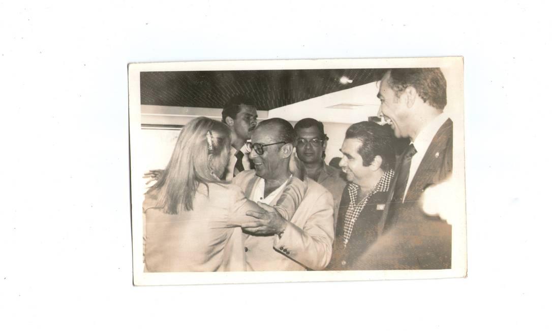 A relação entre os dois começou após uma festa em São Luís (MA) Divulgação